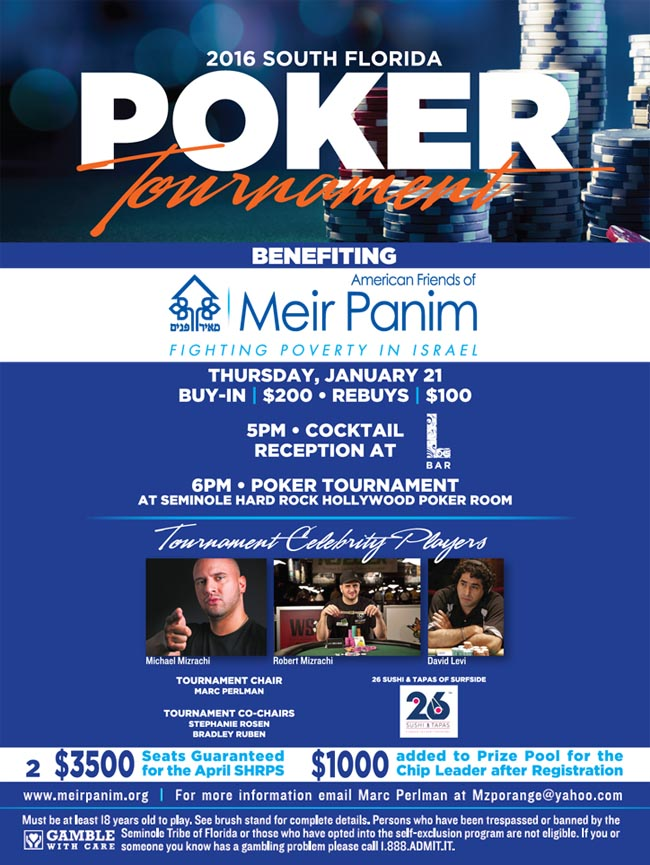Poker schools in south florida